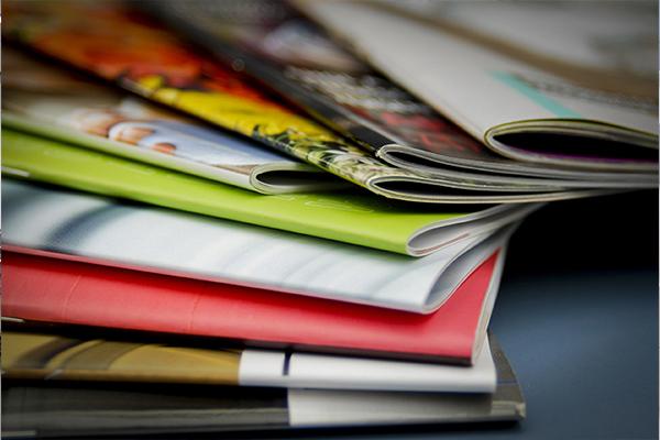 revistas o catalogos de impresion digital