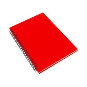 libreta Gulliver rojo alim publicidad