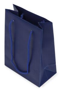 Bolsa Alim Publicidad 100101 azul