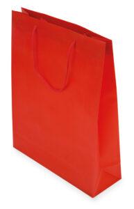 Bolsa Alim Publicidad 100104 rojo