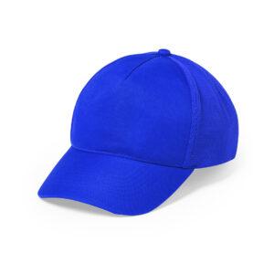 GORRA Alim Publicidad 125227 azul