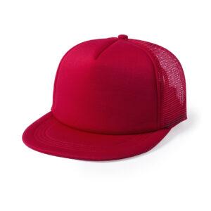 Gorra Alim Publicidad 125360 rojo