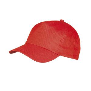 Gorra Alim Publicidad 128072 rojo