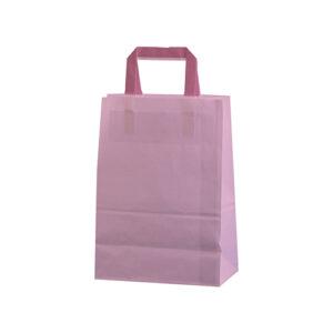 Bolsa Alim Publicidad 100206 rosa