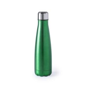 Botella de acero inox Alim Publicidad 125827 - verde