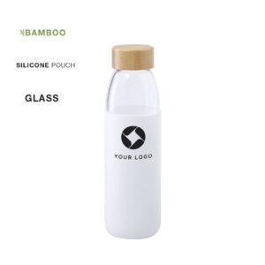 Botella de cristal Alim Publicidad 126866 - gal