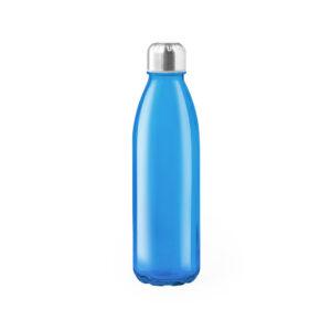 Botella de cristal Alim Publicidad 126867 - azul