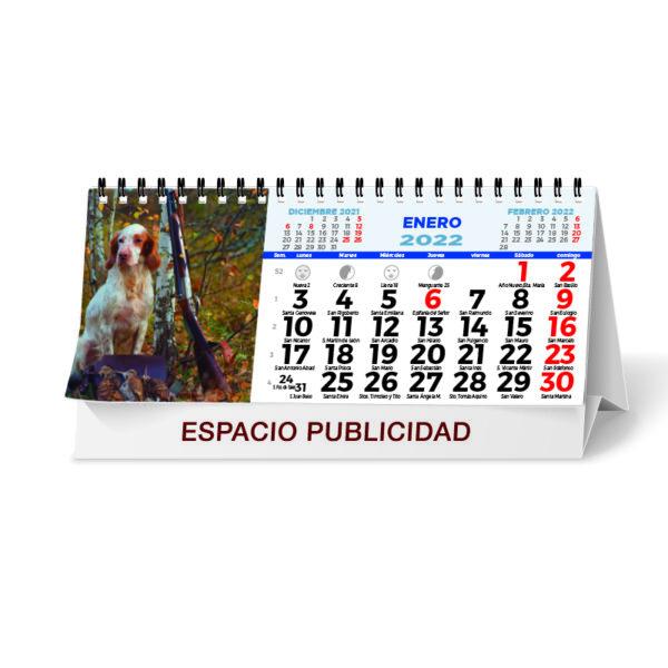 Calendario Sobremesa Caza Alim Publicidad 308 (3)