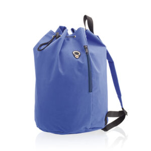 Mochila Multiuso de Poliester Alim Publicidad 123638 - azul