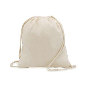 Mochila de Cuerdas Alim Publicidad 123323 - blanca