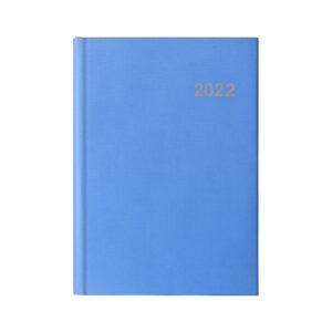 AGENDA PERSONAL ATLANTICO 018256-7 Alim Publicidad azul claro