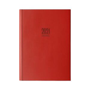 AGENDA PERSONAL PACIFICO 018254A-5A Alim Publicidad rojo
