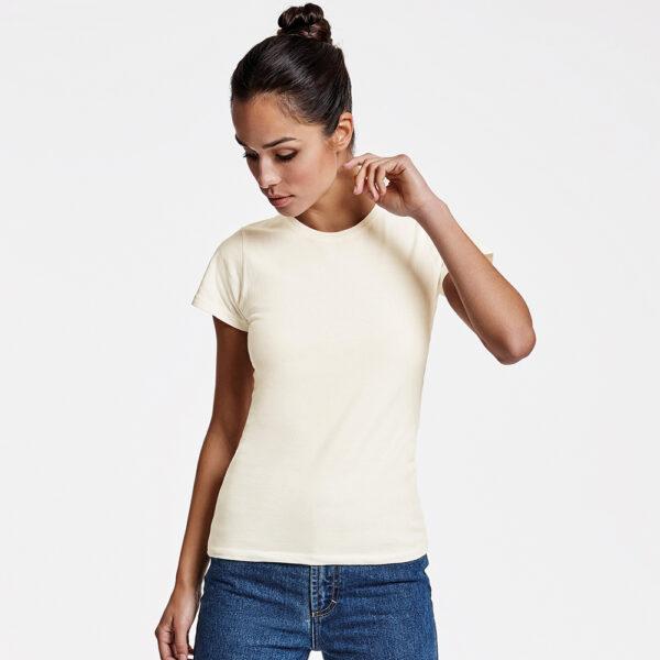 Camiseta basset mujer Alim Publicidad 07CS6686