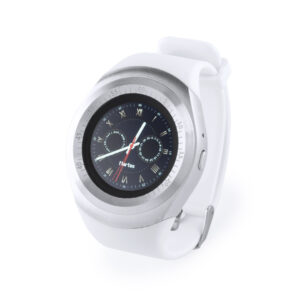 Reloj Inteligente Elegante Multilenguaje Alim Publicidad 125788 - blanco1