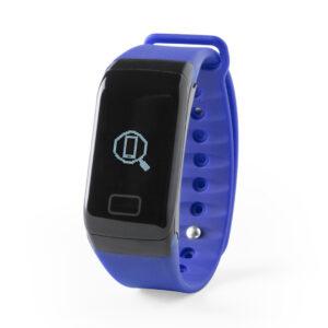 Reloj Inteligente Multifuncion Deportivo Alim Publicidad 125536 - azul