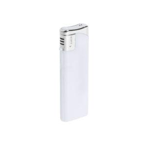 Encendedor Gas Recargable Electrico Neon Alim Publicidad 129943 - blanco