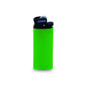 Encendedor Mini Cricket Alim Publicidad 122483 - verde