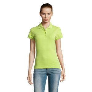 Polo Color Alim Publicidad 0811338 - verdemanzana