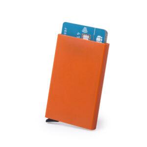 Tarjetero Seguridad RFID Desliza Extrae Alim Publicidad 126173 - gal