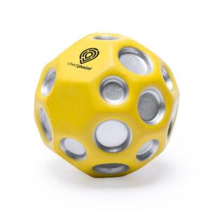 Bola Antiestres Bota PU Alim Publicidad 125824 - amarilla1