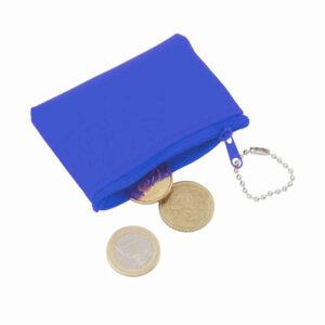 Monedero rectangular Alim Publicidad 124091 - monedas