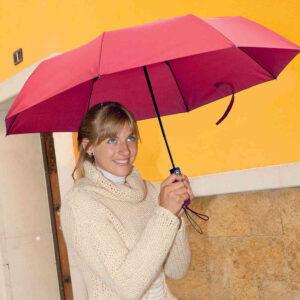 Paraguas plegable 8paneles Alim Publicidad 123553 - modelo