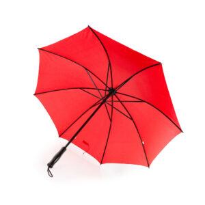Paraguas plegable antiviento Alim Publicidad 123719 - interior