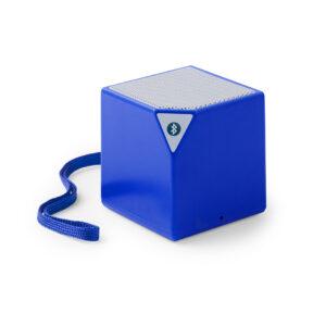 Altavoz cubo Alim Publicidad 125059 - azul
